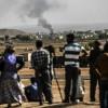 Ook onder vuur nemen aanvoer IS-troepen heeft geen zin