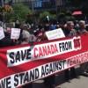 Net als veel andere landen betaalt Canada deze week een hoge prijs voor de deelname aan de strijd tegen het terrorisme en moslimextremisme.