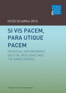 Si vis pacem, utique para pacem: individual empowerment, societal resilience and the armed forces