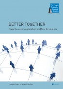 Better together: towards a new cooperation portfolio for defense